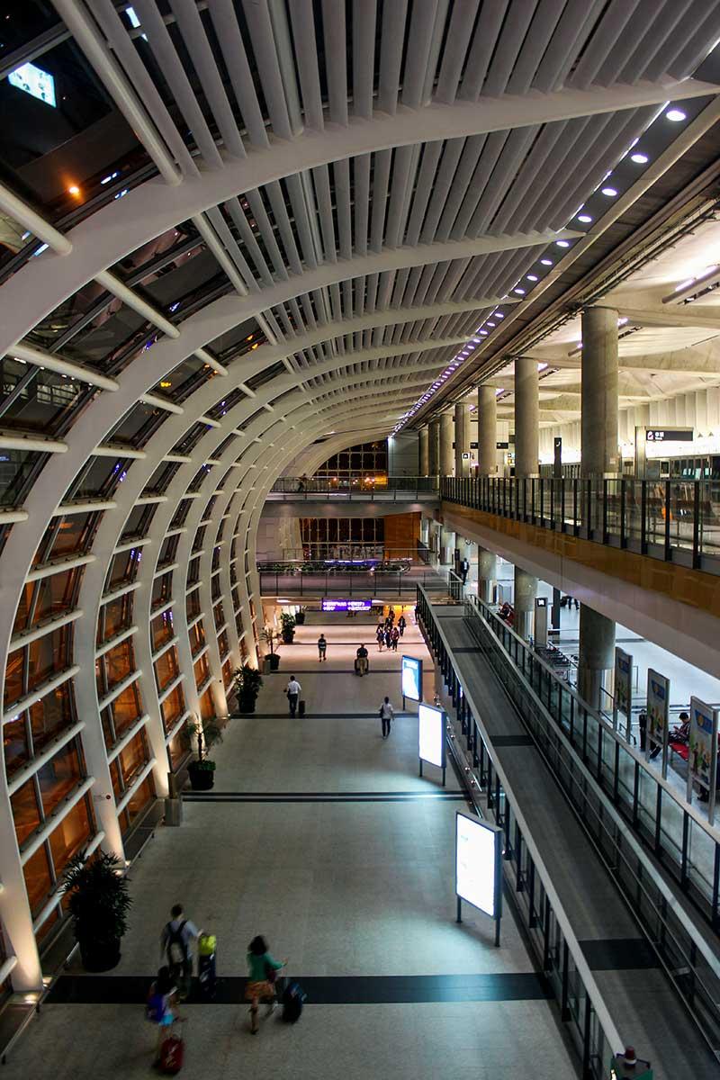 hong kong lufthavn