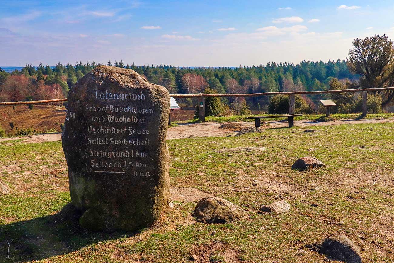 totengrund, Lüneburger Heide