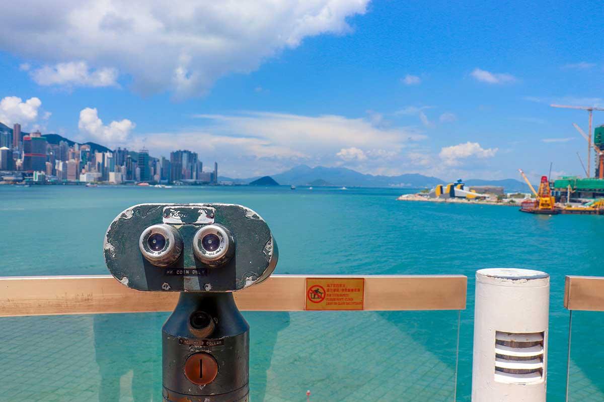 udsigtspunkt Hong kong