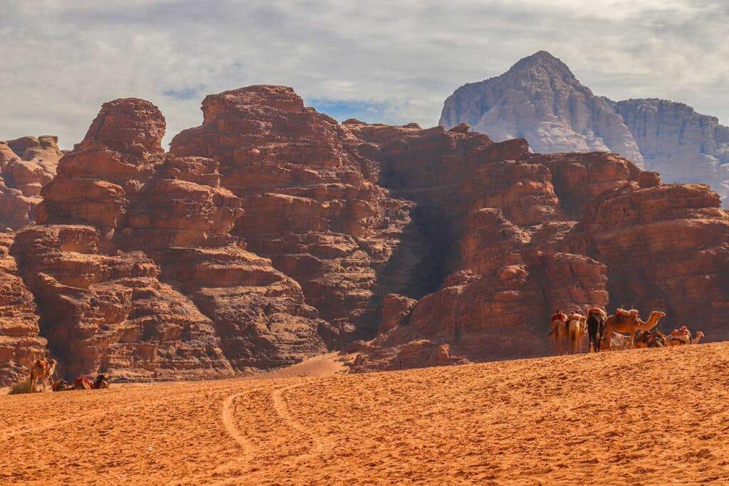 Wadi Rum – En tur gennem Jordans vilde ørken