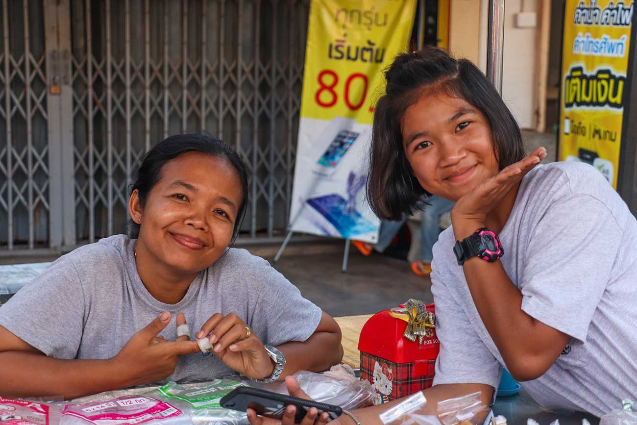 thailændere