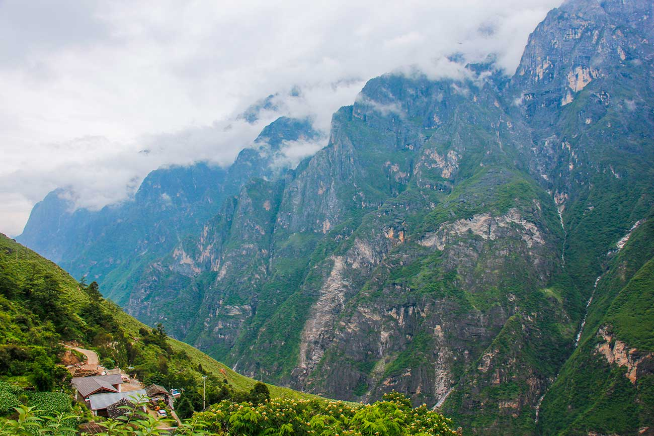 tiger leaping gorge, kina