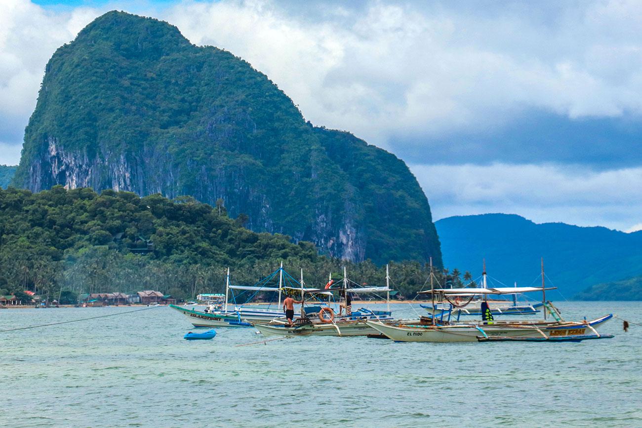 El Nido, Palawan, Filippinerne