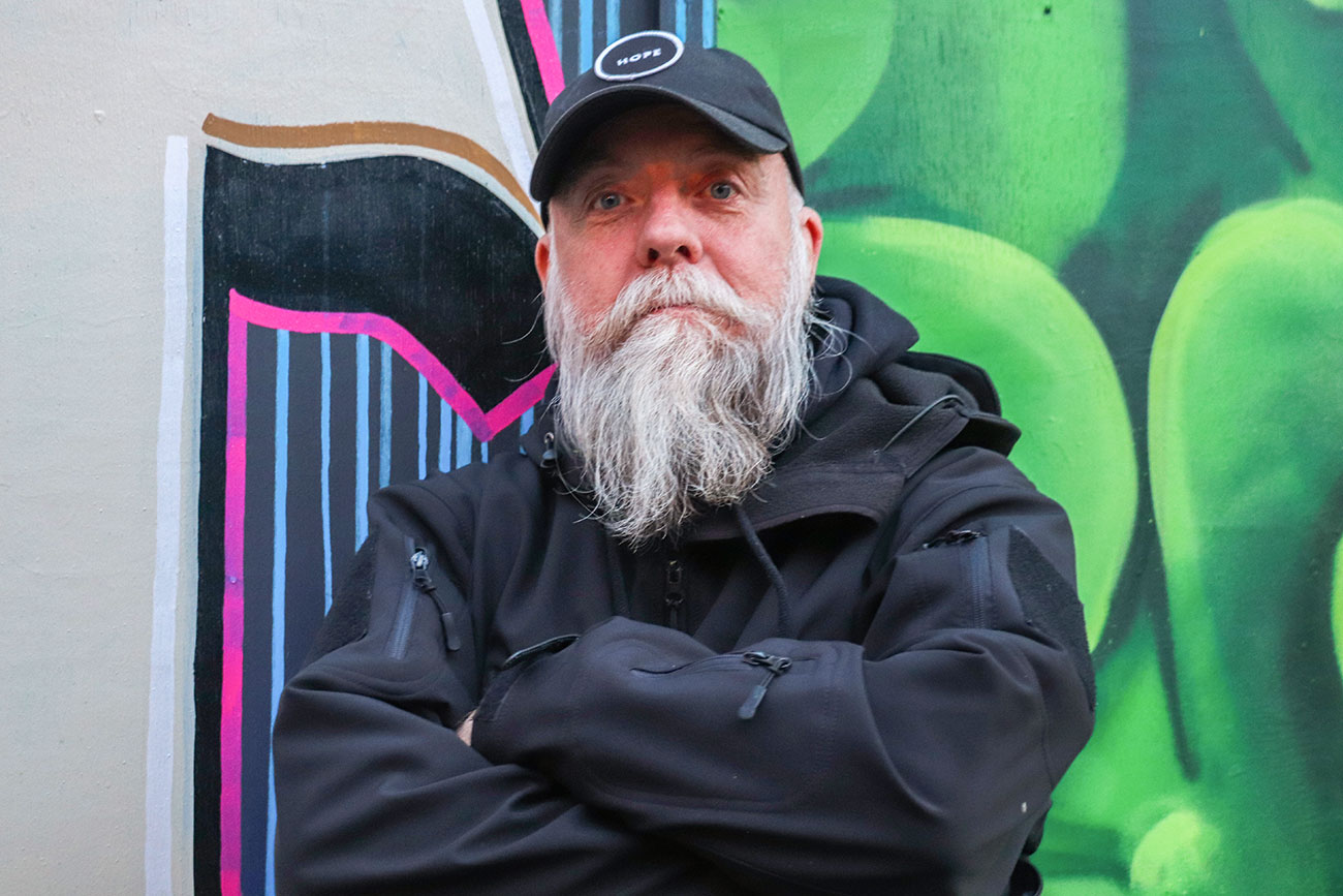 guide til street art
