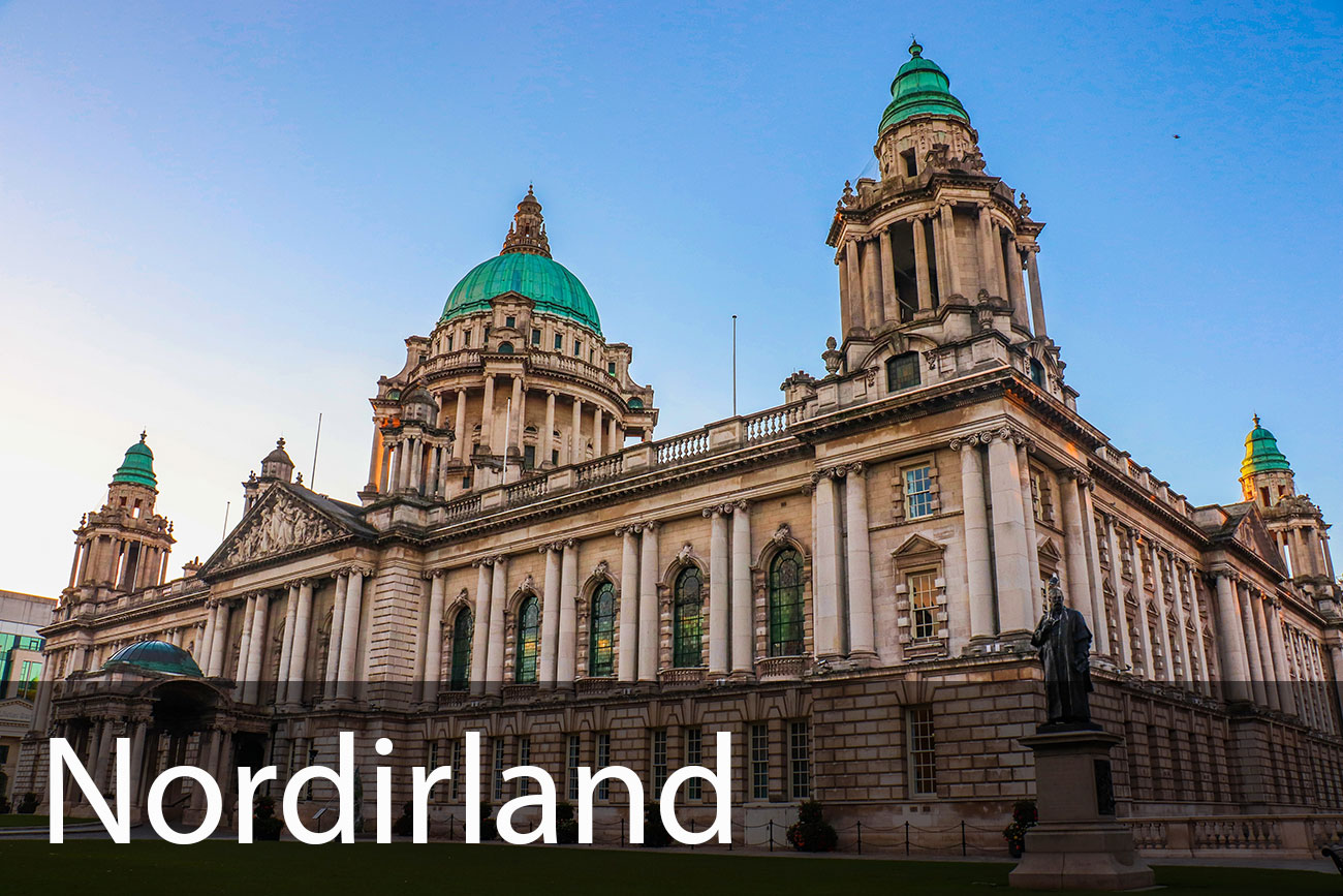 rejseblog nordirland