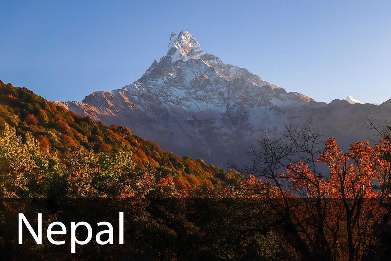 rejseblog nepal