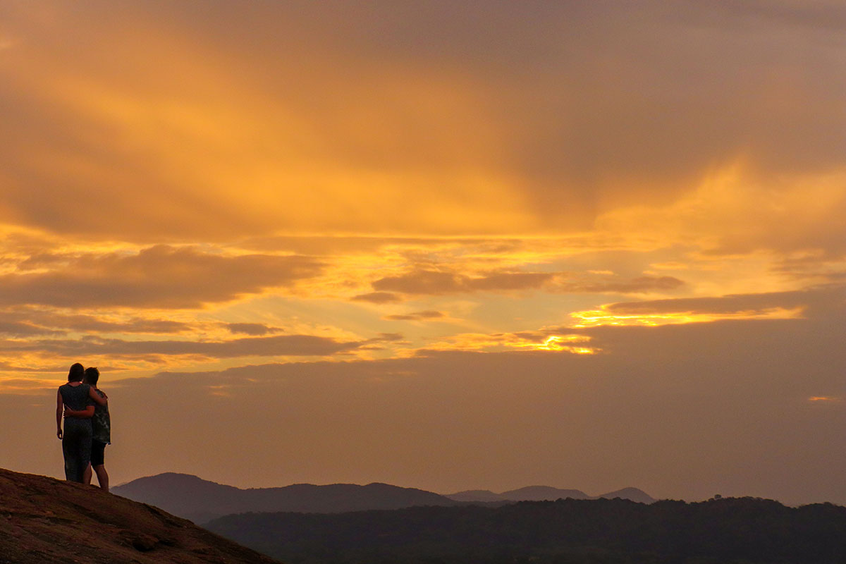 solopgang i sri lanka
