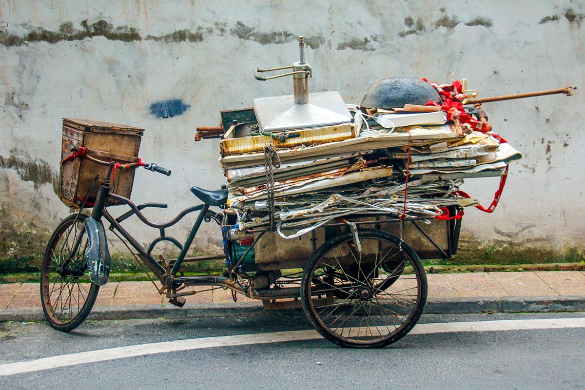 cykel i kina
