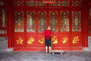 døre i kina