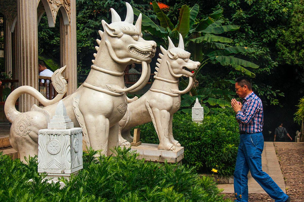 kuming, Kina