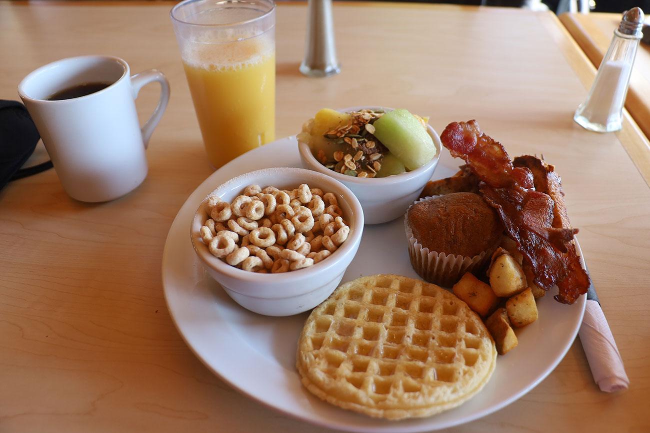 morgenmad i Canada