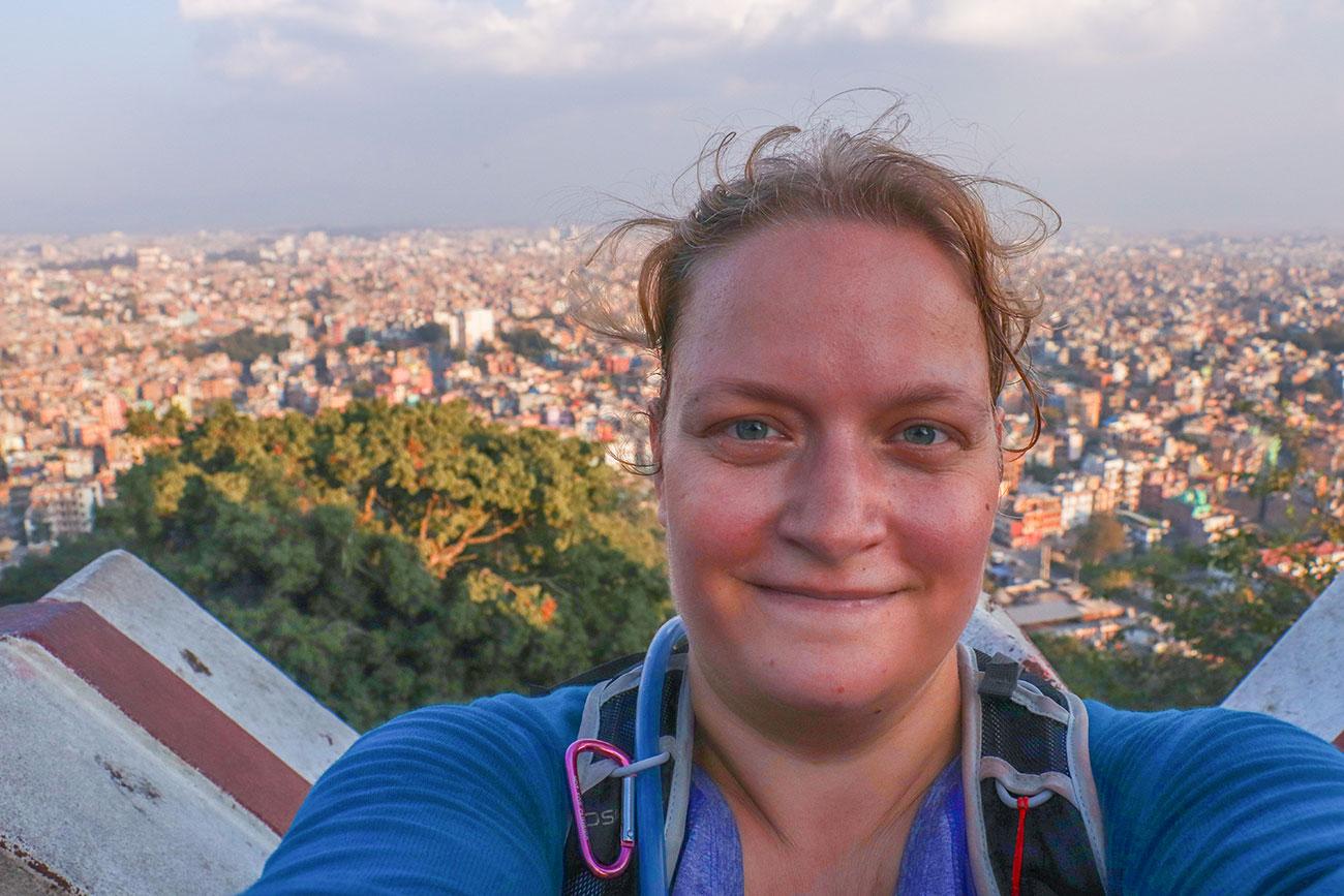 abetemplet i Kathmandu