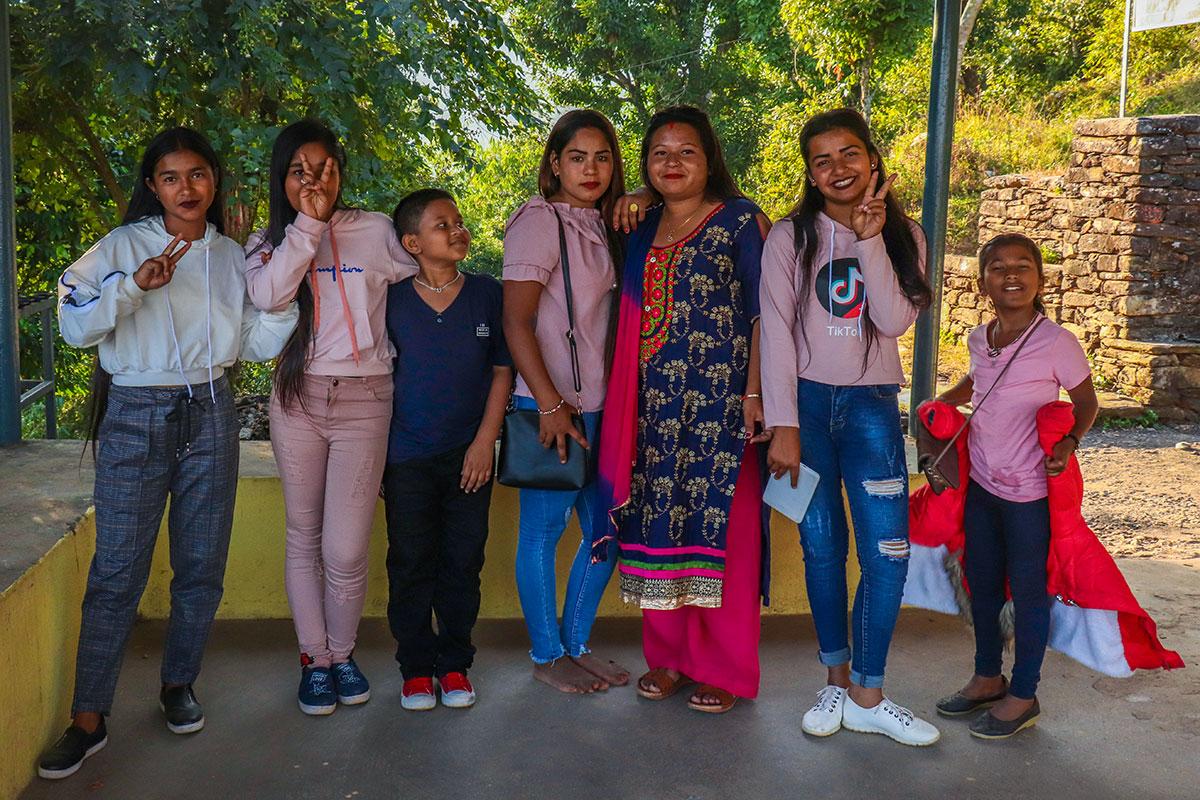 søde nepalesere i pokhara