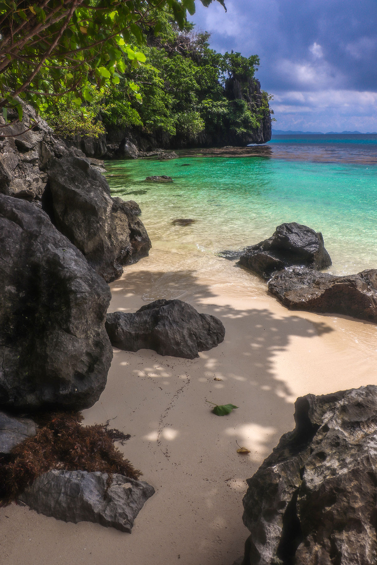 strand ved coron