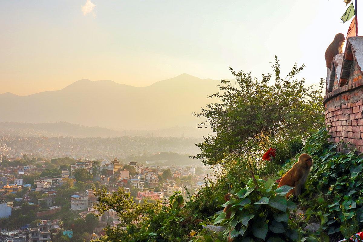 abetempel, Kathmandu