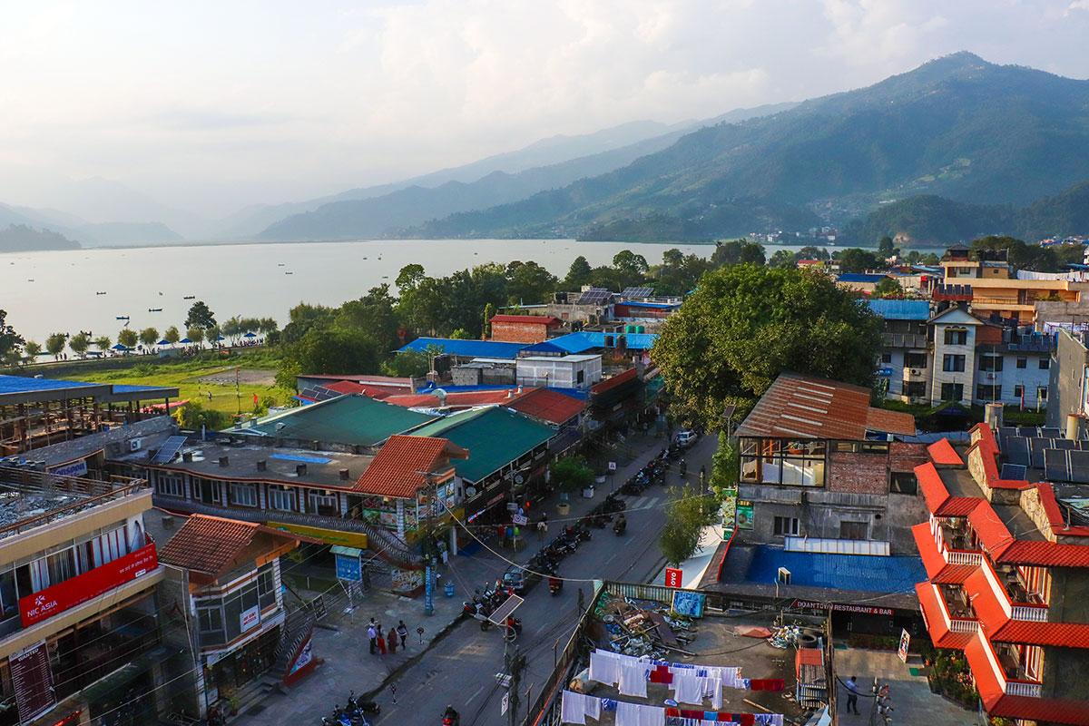 hostel i pokhara