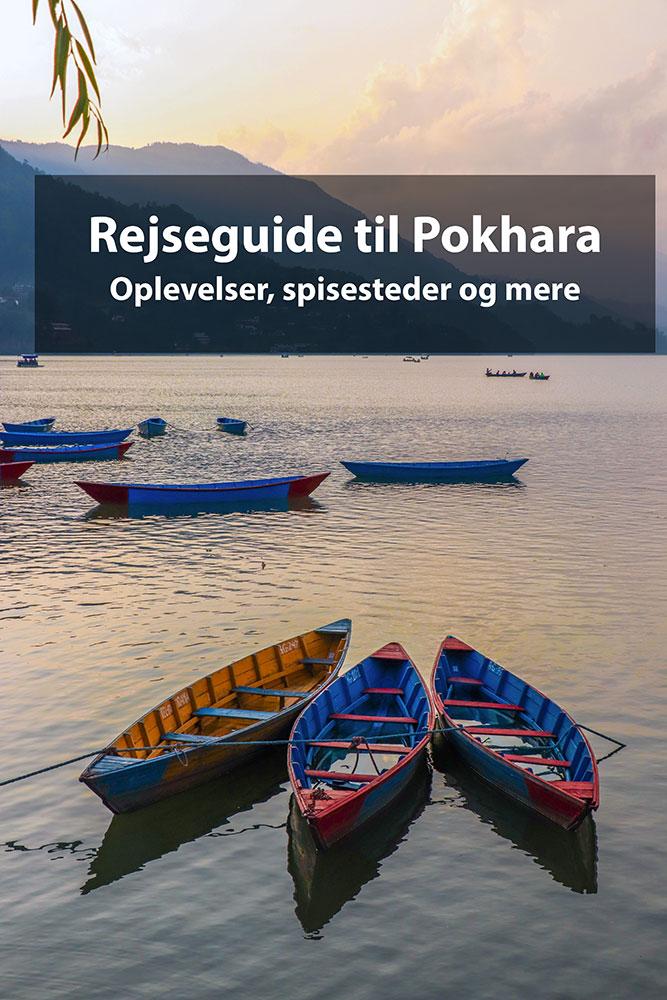 rejseguide til Pokhara