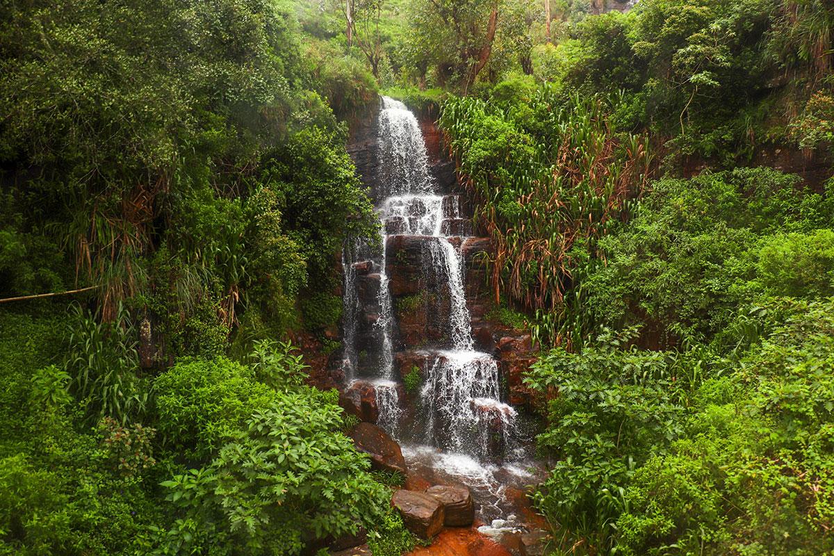 vandfald i nuwara eliya