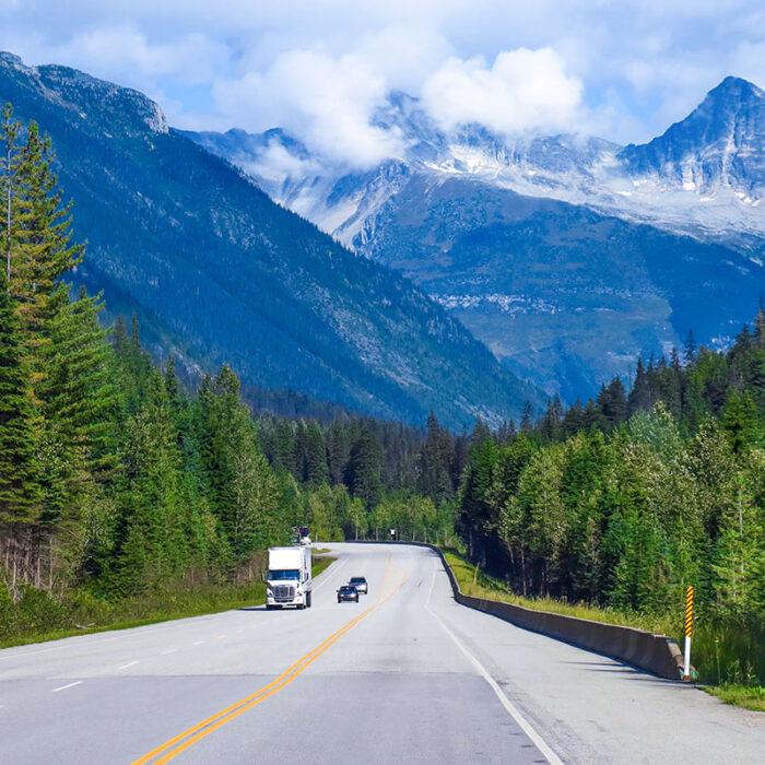 Ruteforslag Canada: Roadtrip i de canadiske Rocky Mountains