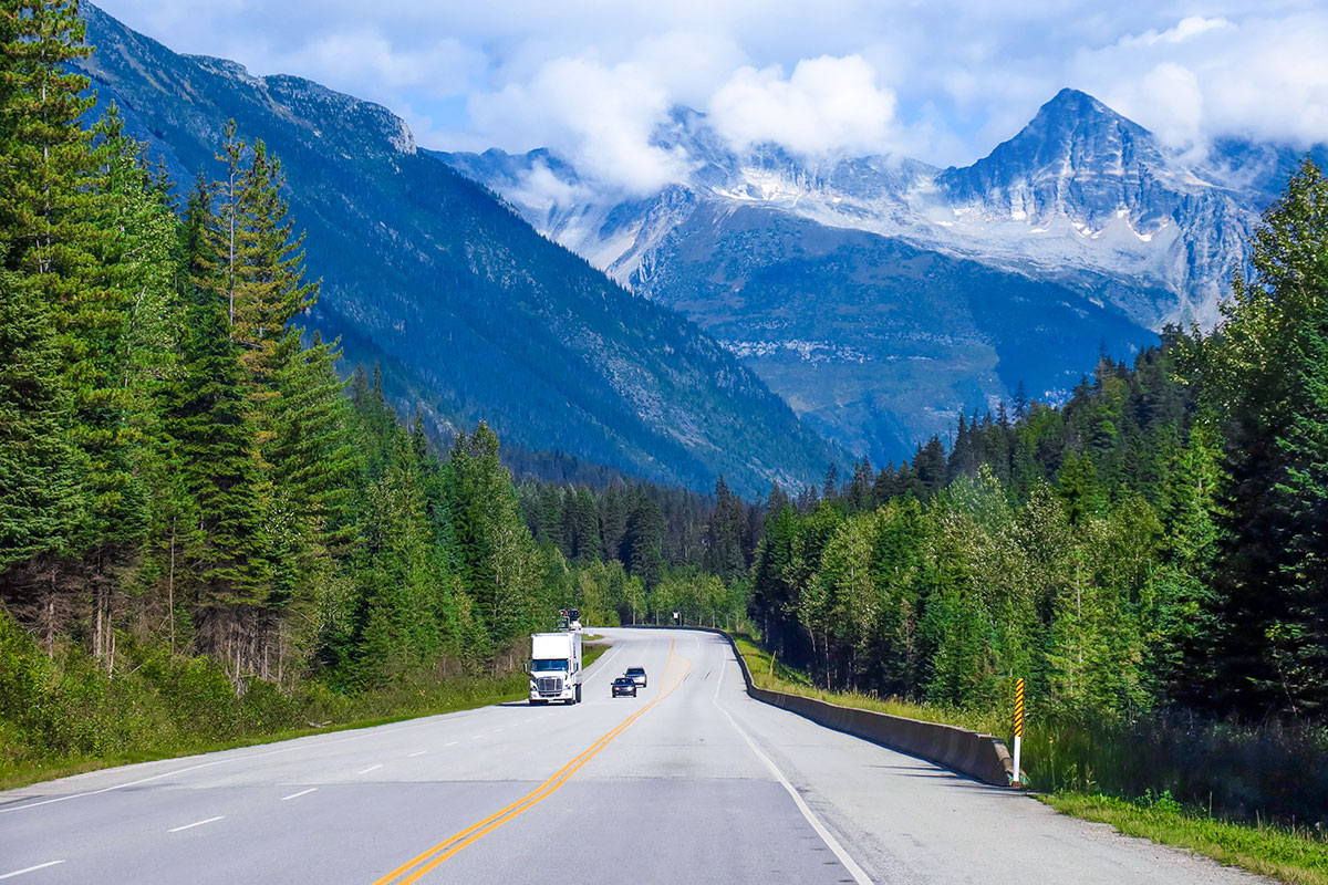 Ruteforslag Canada: Roadtrip i de canadiske Rocky Mountains