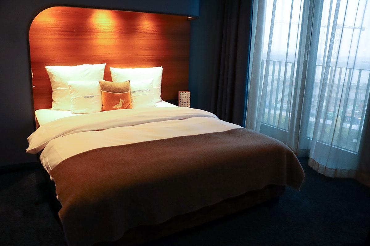 hotelværelse i hamborg