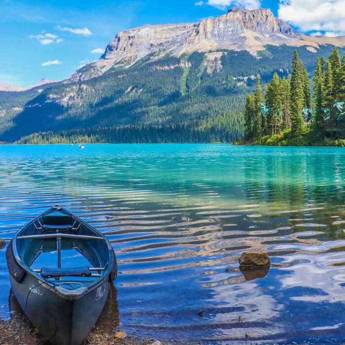 Yoho National Park – En overset nationalpark i Canada