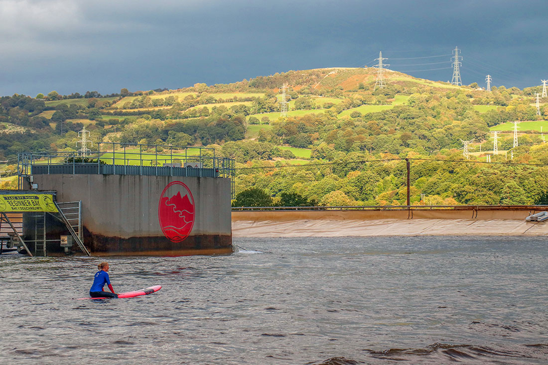 surfing i wales