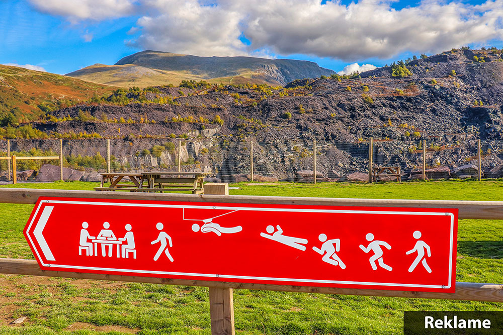 adventure aktiviteter i wales