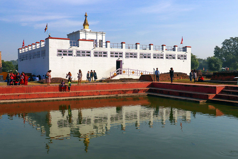 Queen Mayadevi Temple, Lumbini