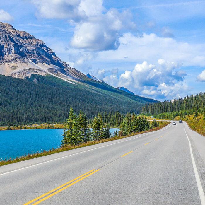 Icefields Parkway – En af verdens smukkeste veje