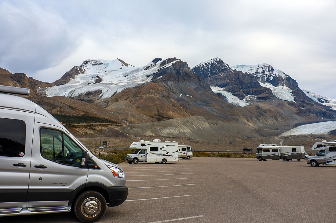 camping i jasper national park