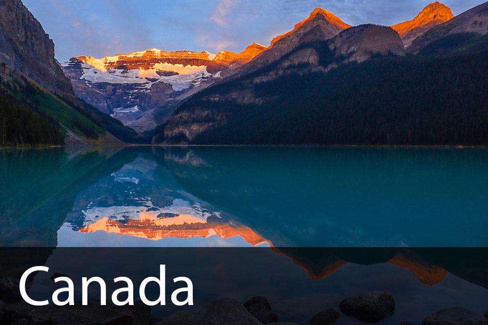 rejseblog Canada
