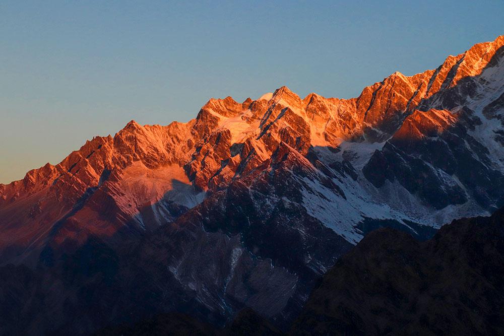 vandring i Annapurna