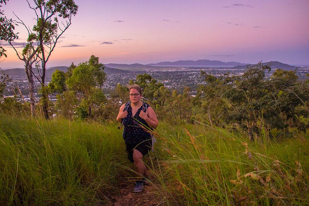 vandring i Australien
