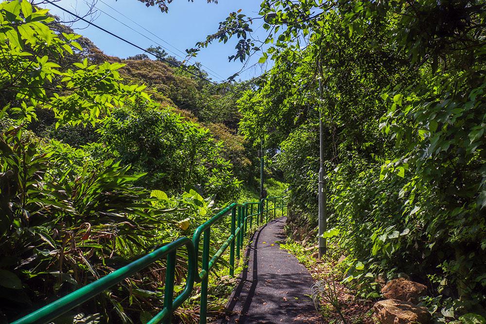 lantau trail, hong kong