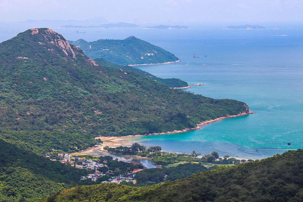 kysten i hong kong