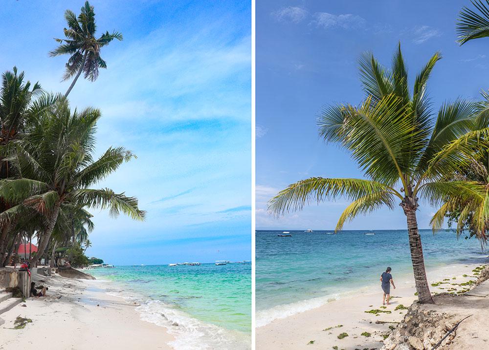 alona beach, panglao