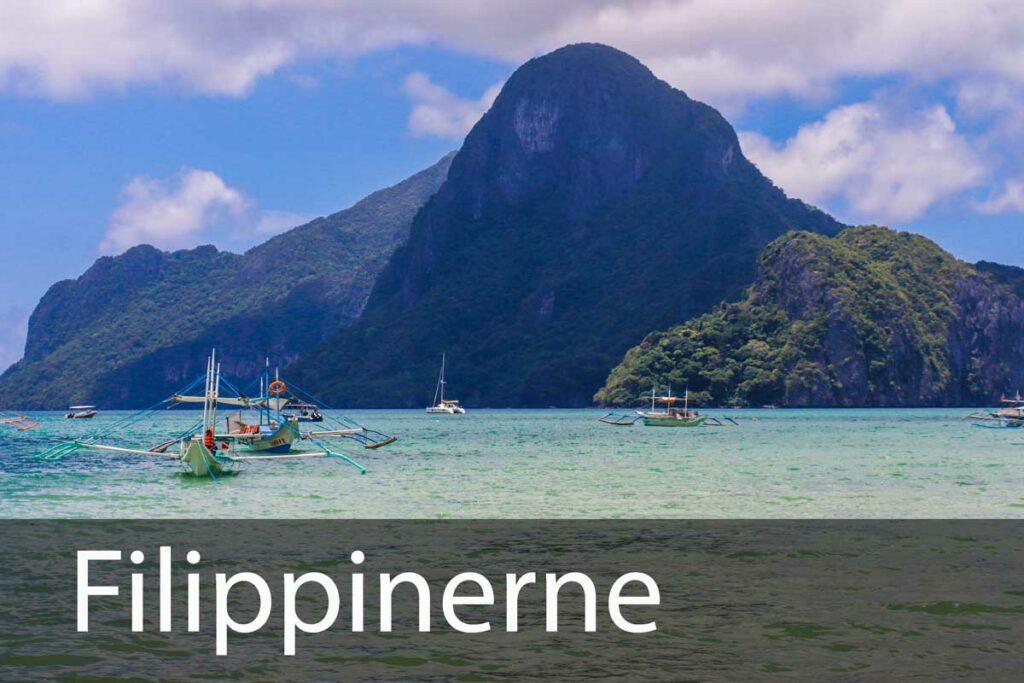 rejseblog filippinerne