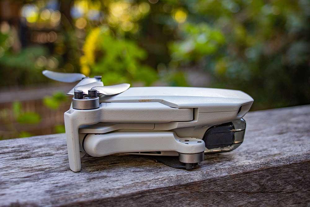 DJI mini – den bedste drone til rejsen?