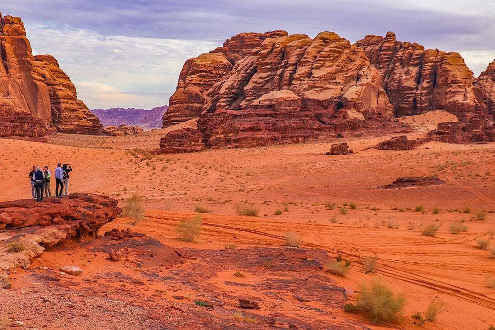 Rejseguide til Jordan - hvilke seværdigheder kan man nå på 1-3 uger